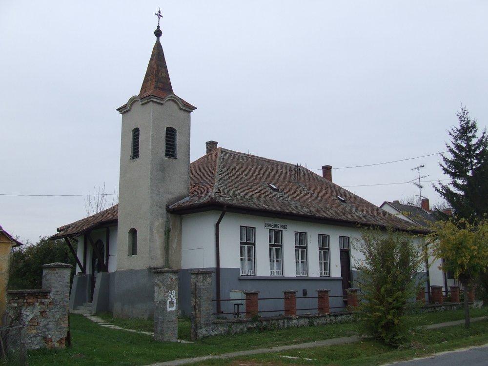 Kemenesszentmárton — Celldömölki Evangélikus Egyházközség